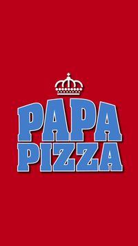 Papa Pizza Bebington poster
