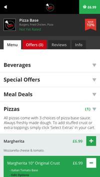 Pizza Base SE10 apk screenshot