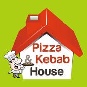 Pizza & Kebab House WF8 icon