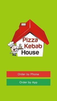 Pizza & Kebab House WF8 poster