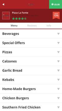 Pizza La Fonte LS3 apk screenshot