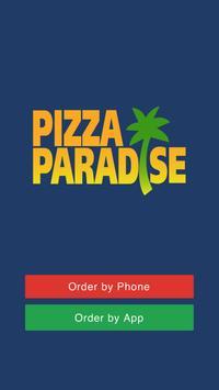Pizza Paradise WF9 poster
