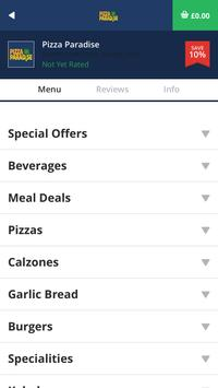 Pizza Paradise WF9 apk screenshot