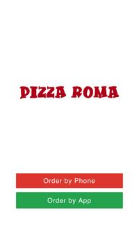 Pizza Roma LS6 poster
