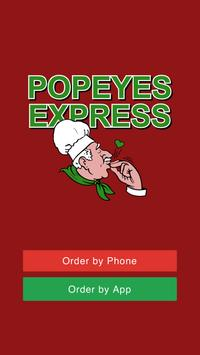 Popeyes Express S6 poster