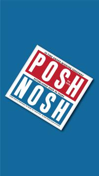 Posh Nosh LS11 poster