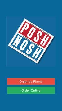 Posh Nosh LS11 apk screenshot