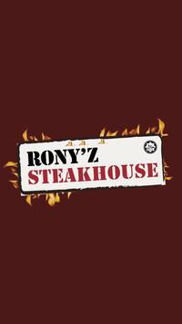 Ronyz Steakhouse WF11 poster