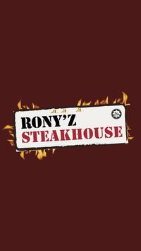 Ronyz Steakhouse WF11 poster