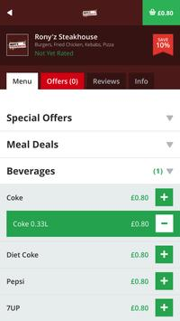 Ronyz Steakhouse WF11 apk screenshot