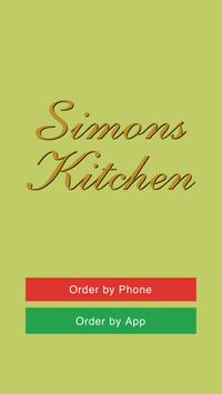 Simons Kitchen CH65 apk screenshot