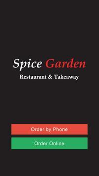 Spice Garden WF17 poster