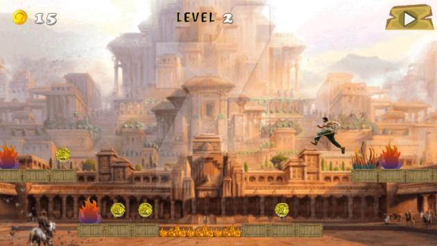 Bahubali Action Run 2 apk screenshot