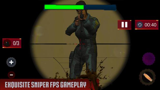 US Sniper Assassin Shooter screenshot 4