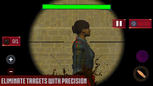 US Sniper Assassin Shooter poster