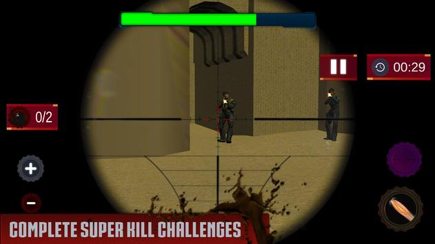 US Sniper Assassin Shooter screenshot 13