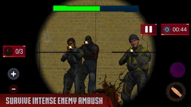 US Sniper Assassin Shooter screenshot 11
