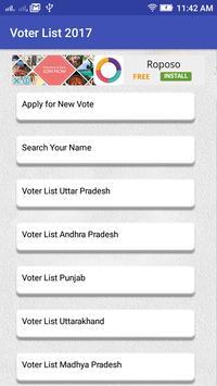 Voter List 2017 Online - India screenshot 6