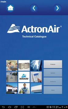 Actron Air poster