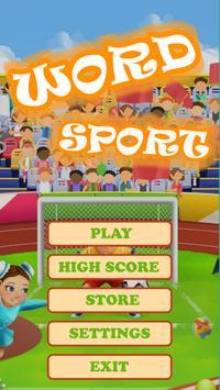 Word Sport: Sport Word Guessing Quiz Trivia apk screenshot