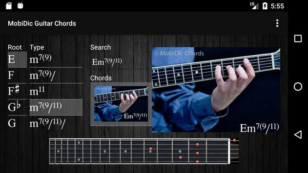 mobidic guitar chords for android apk download. Black Bedroom Furniture Sets. Home Design Ideas