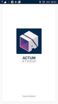 Actum Studio poster
