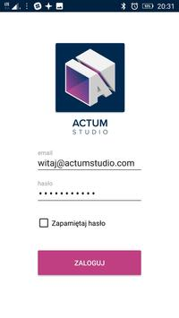 Actum Studio apk screenshot