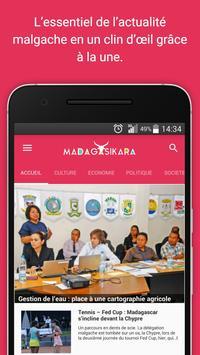 Madagasikara: News - Actualité poster
