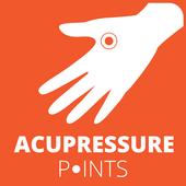 Acupressure Points full body app icon