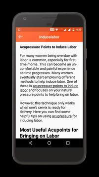 Acupressure Points full body app screenshot 3