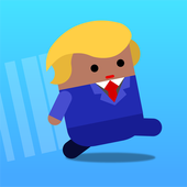 Trump Run Free icon