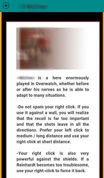 OW: Offensive Heroes Tips apk screenshot