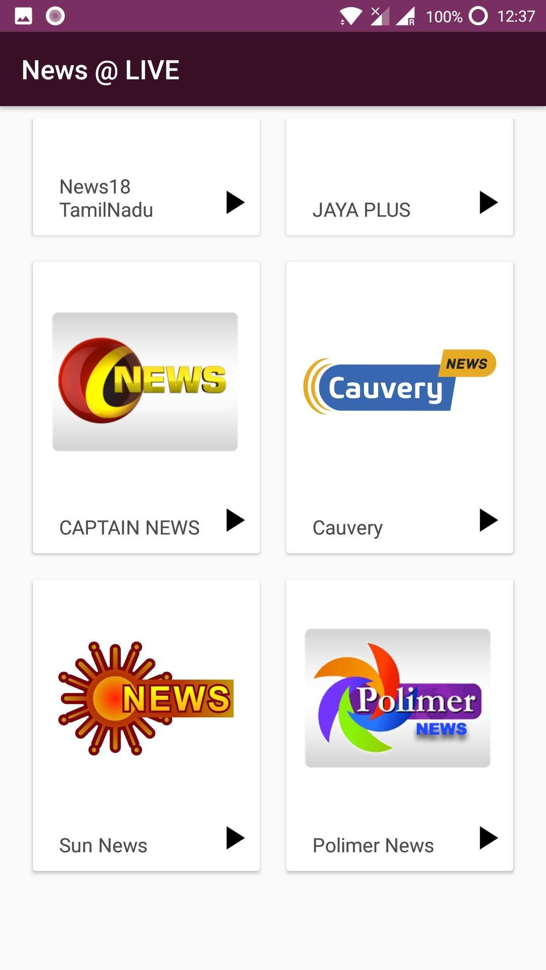 ⛔ Live news channels apk | 15 Free Live TV Streaming Sites