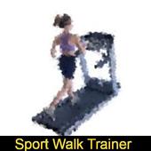 Sport Walk Trainer icon