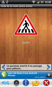 Code de la route (Auto ecole) screenshot 3