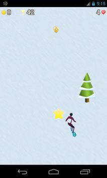 snowboard games free poster