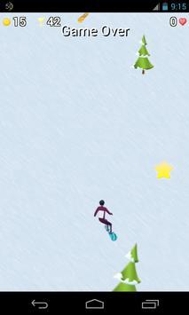snowboard games free apk screenshot