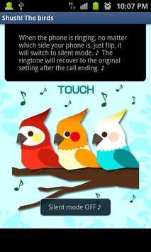 Shush! The birds screenshot 3