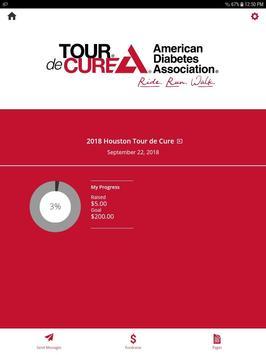 ADA Tour de Cure screenshot 4