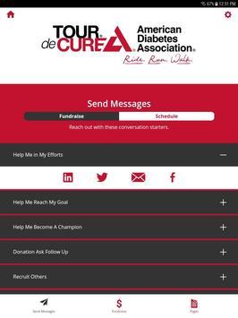 ADA Tour de Cure screenshot 5