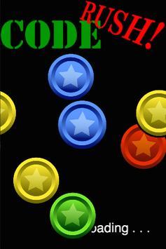 Code RUSH! poster