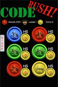 Code RUSH! apk screenshot