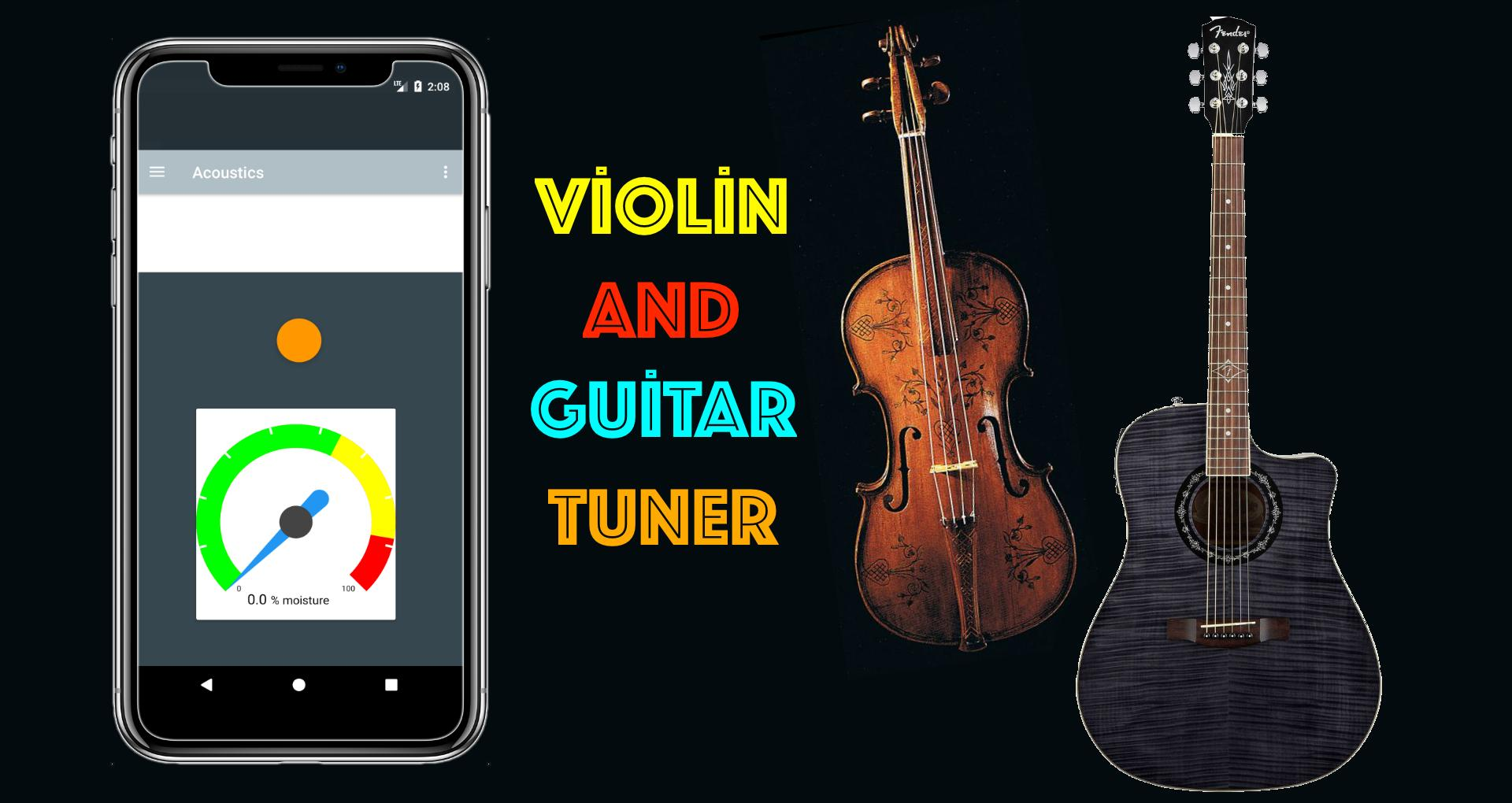 Guitar And Violin Tuner for Android - APK Download