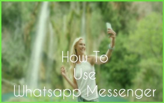 New WhatѕUp Messenger Chat Tipѕ apk screenshot