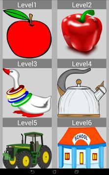 English Learning For Kids apk screenshot