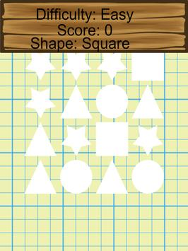Shape Smash - Black & White apk screenshot
