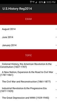 U.S. History Regents screenshot 6