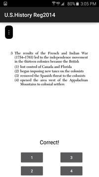U.S. History Regents screenshot 9