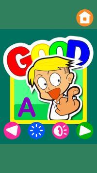 ABC Draw - Free screenshot 1