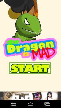 Dragon Mad - shooting game poster